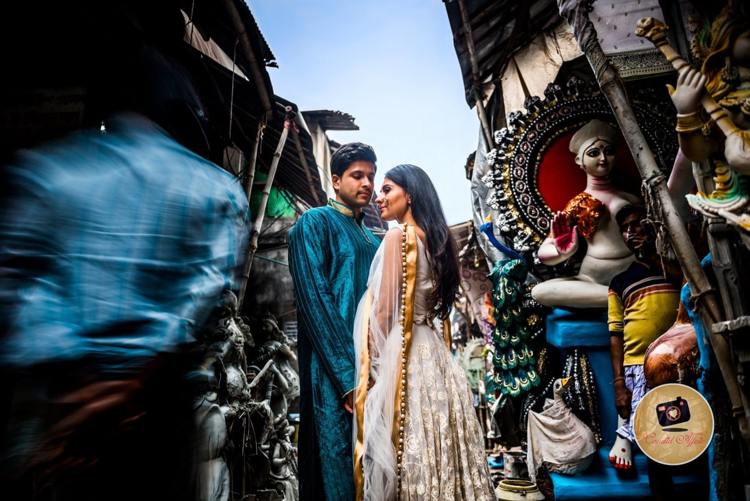 Holy relations by Candid Affair Wedding-photography | Weddings Photos & Ideas