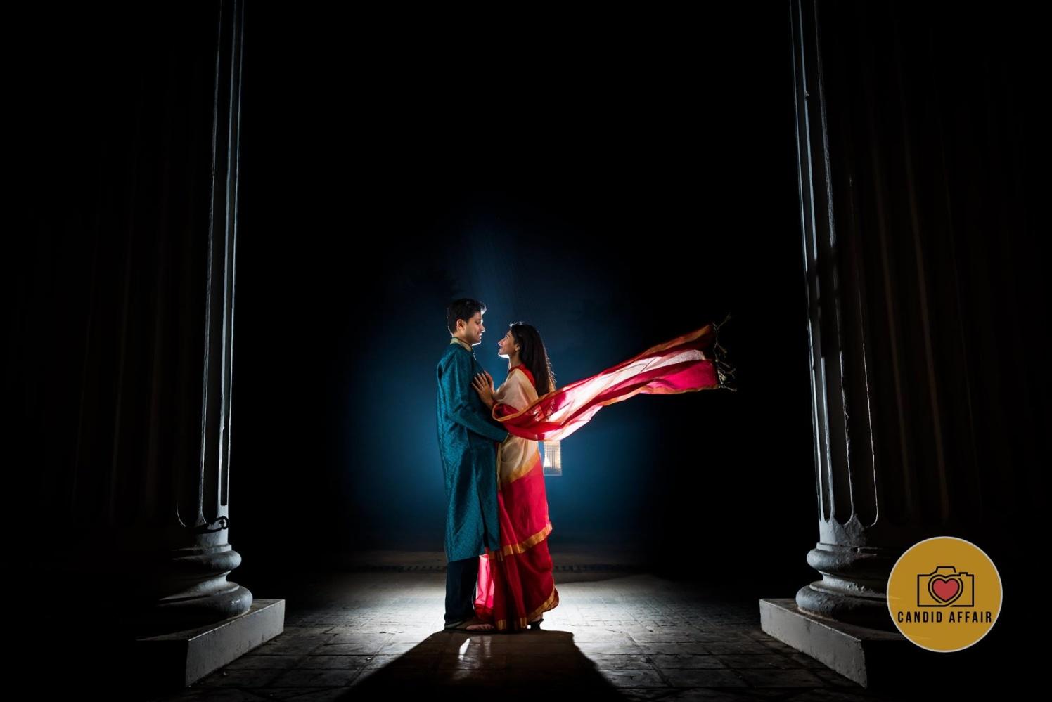 Sheer romance by Candid Affair Wedding-photography | Weddings Photos & Ideas