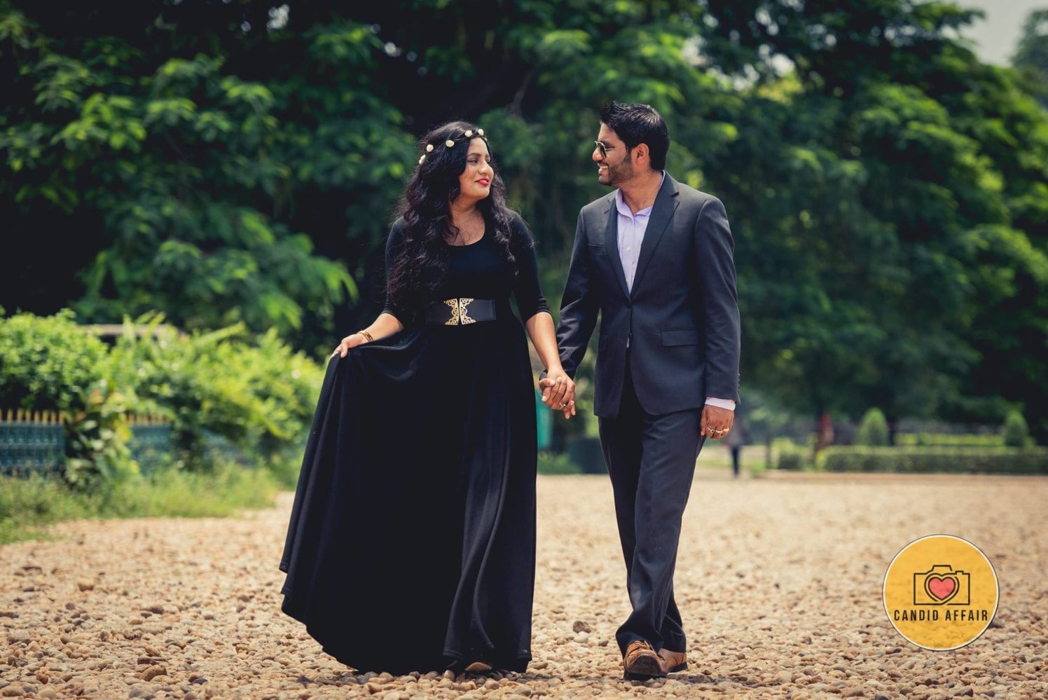 Happy and excited by Candid Affair Wedding-photography | Weddings Photos & Ideas