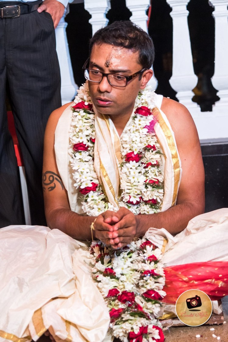 Groom Performing Wedding Rituals by Candid Affair Wedding-photography | Weddings Photos & Ideas