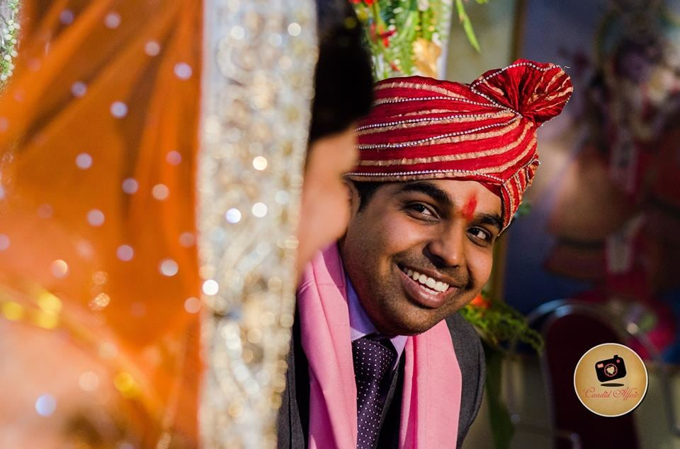 Cute laughter by Candid Affair Wedding-photography | Weddings Photos & Ideas