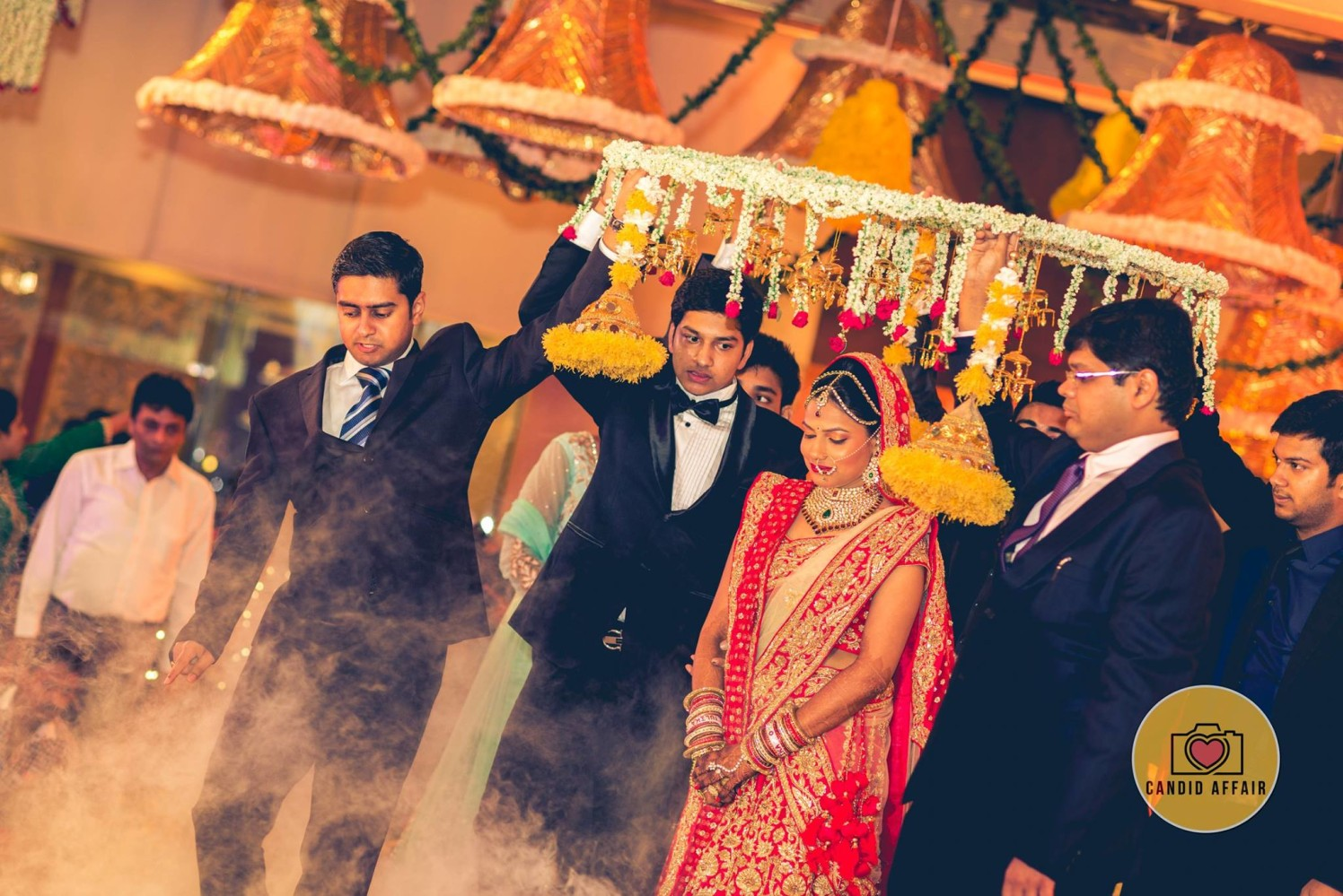 Fancy Welcome Of Bride by Candid Affair Wedding-photography | Weddings Photos & Ideas