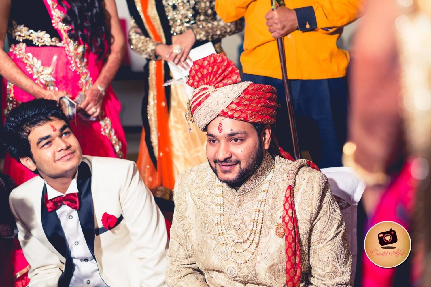 Glowy face by Candid Affair Wedding-photography | Weddings Photos & Ideas