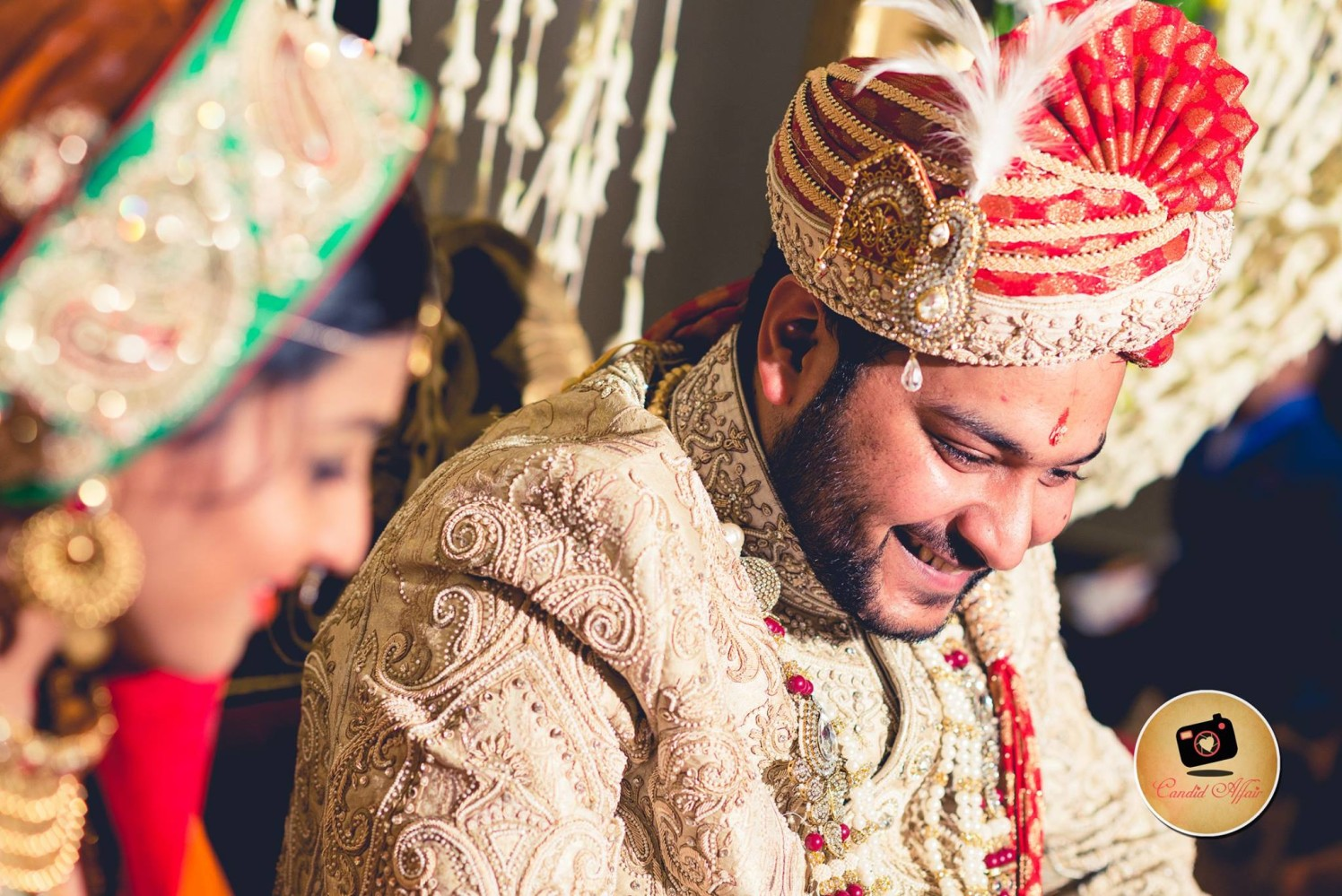Winning smile by Candid Affair Wedding-photography | Weddings Photos & Ideas