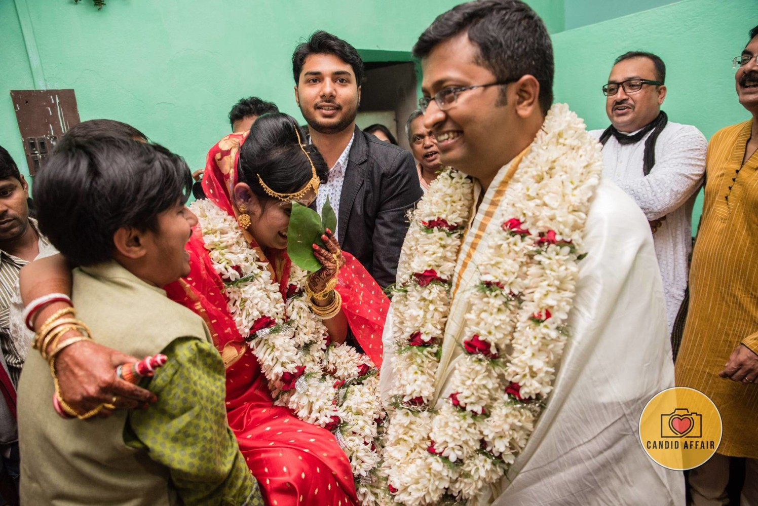 Bengali Wedding Traditions by Candid Affair Wedding-photography | Weddings Photos & Ideas