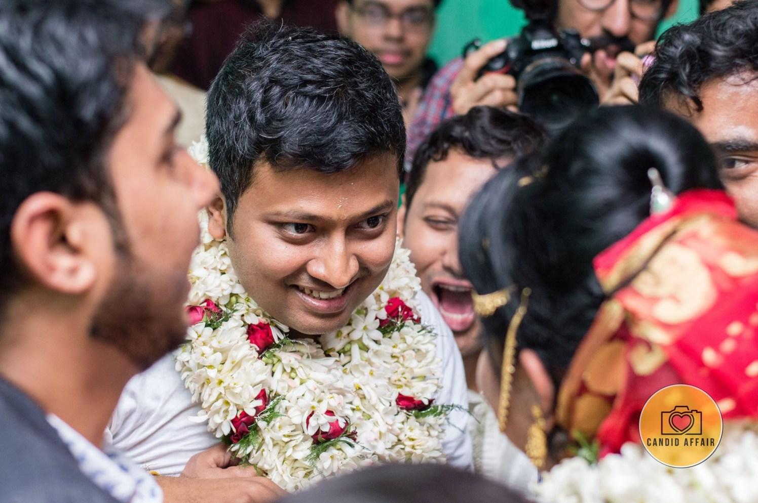 South Indian Wedding gaze by Candid Affair Wedding-photography | Weddings Photos & Ideas