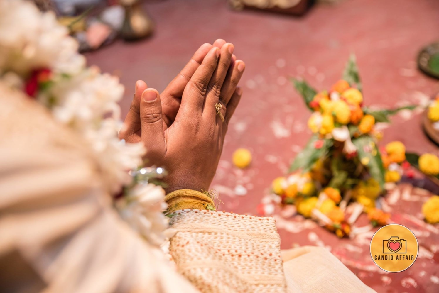 Wedding Traditions by Candid Affair Wedding-photography | Weddings Photos & Ideas