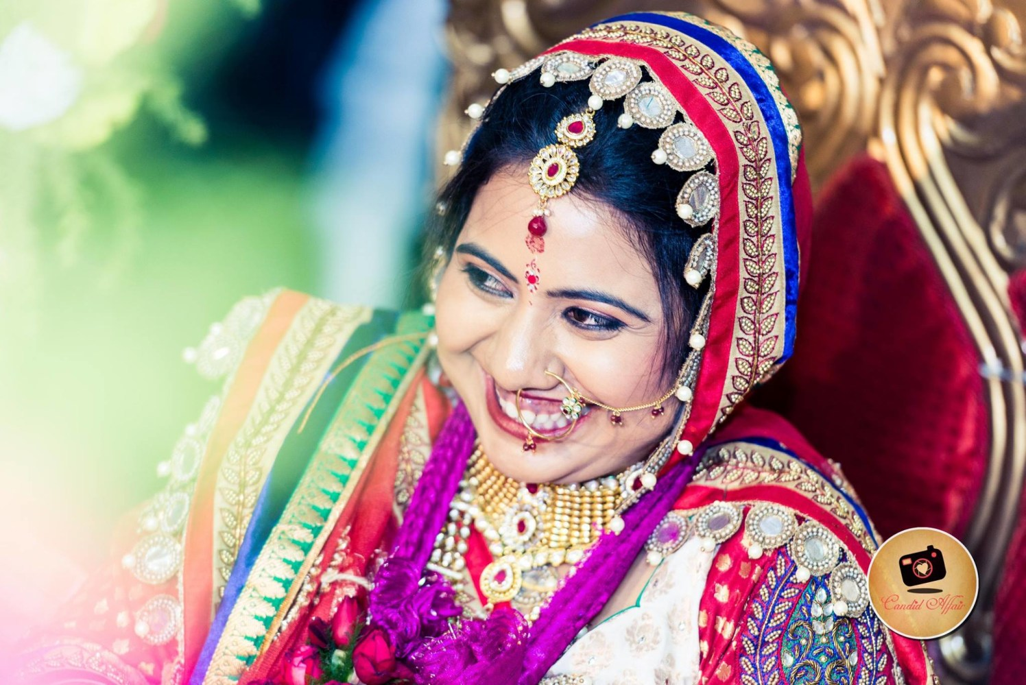 Inner elation by Candid Affair Wedding-photography | Weddings Photos & Ideas
