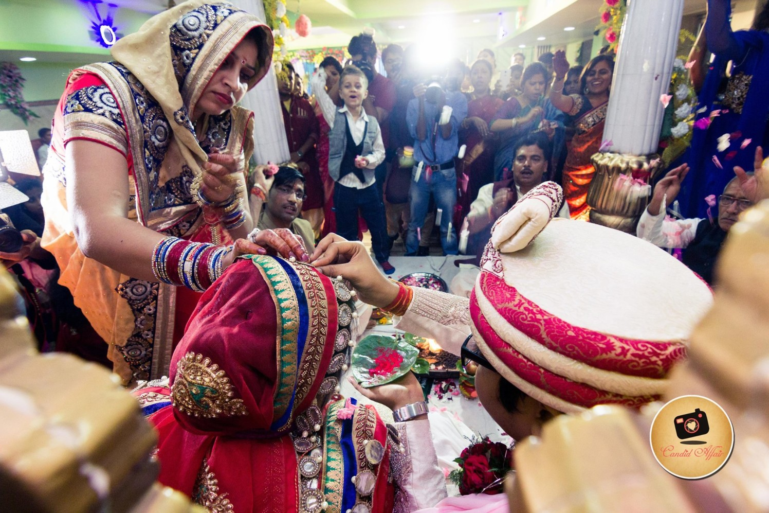 Unique rituals by Candid Affair Wedding-photography | Weddings Photos & Ideas