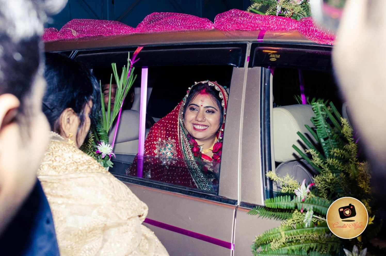 No goodbyes are forever by Candid Affair Wedding-photography | Weddings Photos & Ideas
