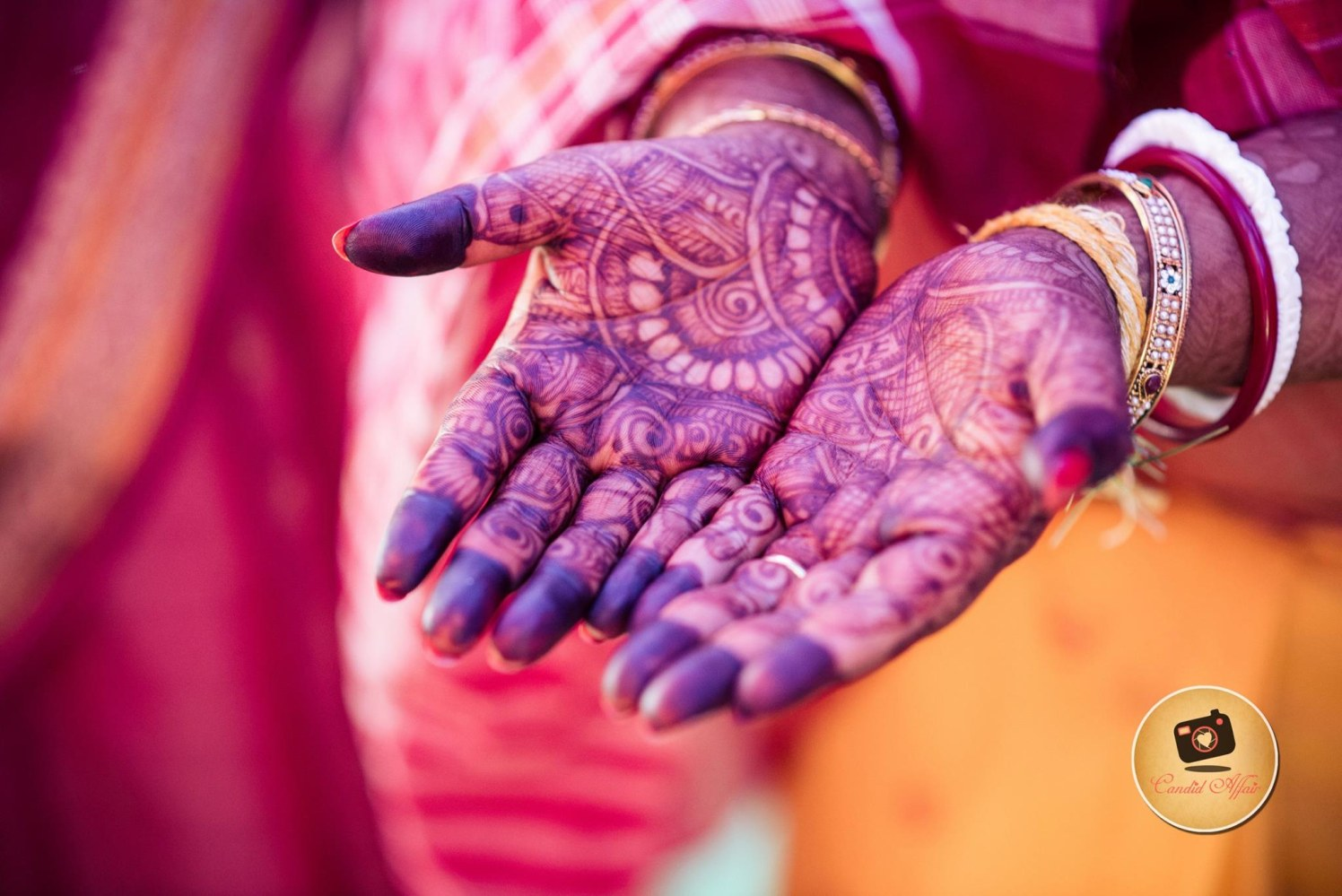 Bridal Mehendi Shot by Candid Affair Wedding-photography Bridal-mehendi | Weddings Photos & Ideas