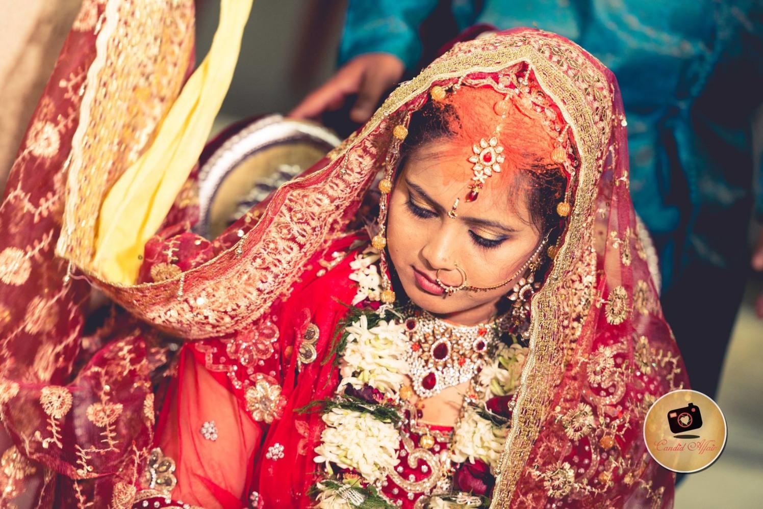 True bridal hues by Candid Affair Wedding-photography | Weddings Photos & Ideas