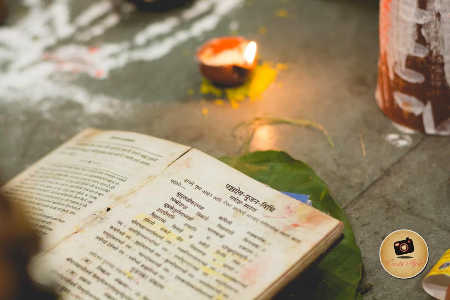 Holy words by Candid Affair Wedding-photography | Weddings Photos & Ideas