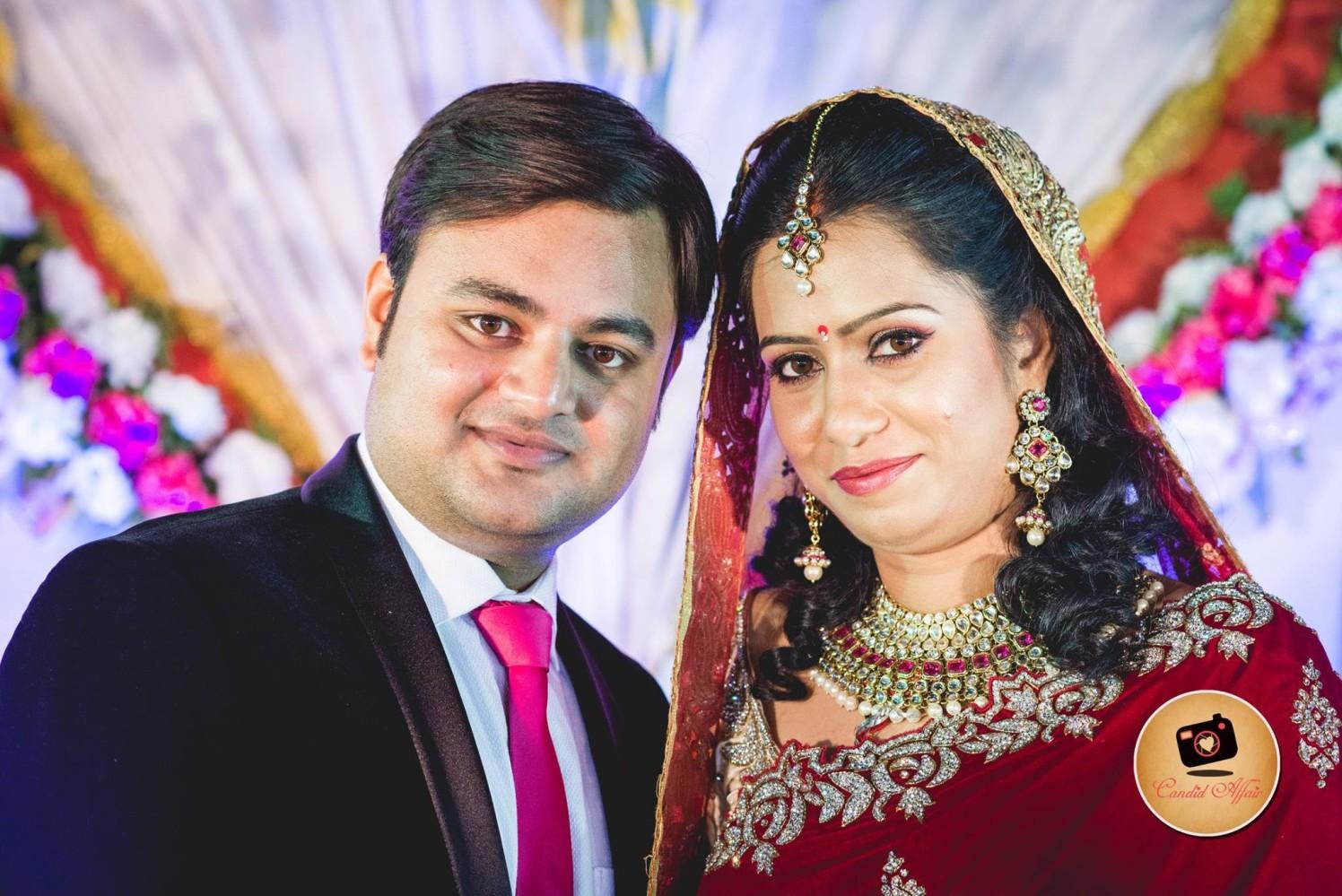 Best couple by Candid Affair Wedding-photography | Weddings Photos & Ideas