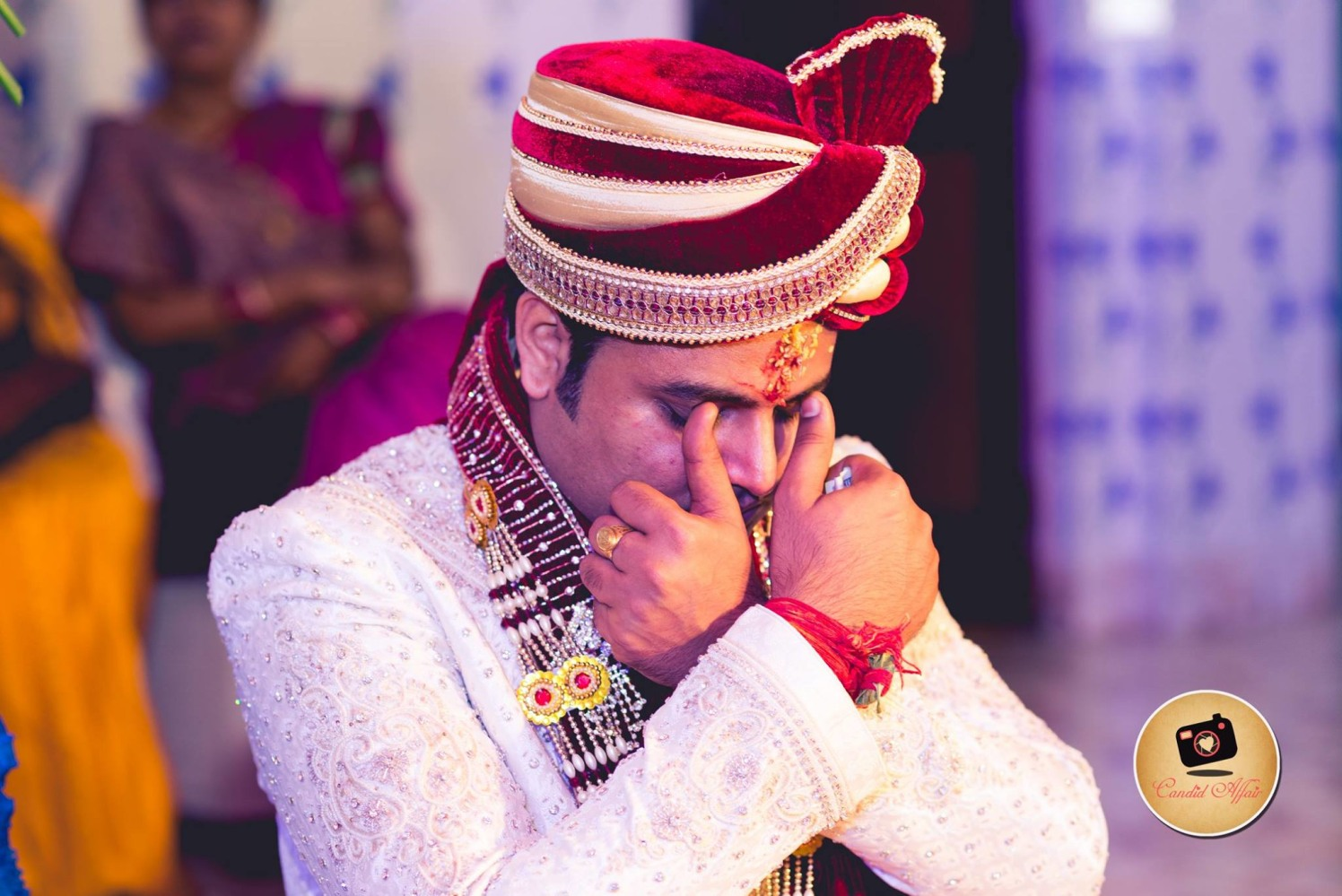 Long established rituals by Candid Affair Wedding-photography | Weddings Photos & Ideas