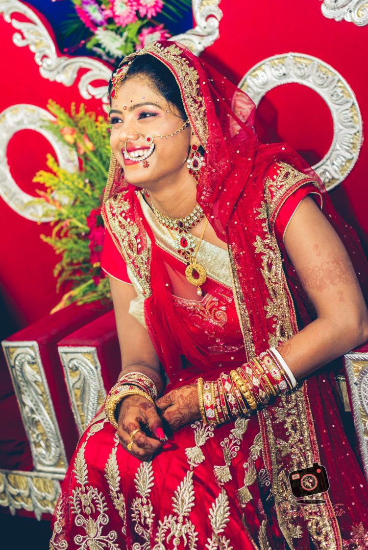 Happiest on the inside by Candid Affair Wedding-photography | Weddings Photos & Ideas