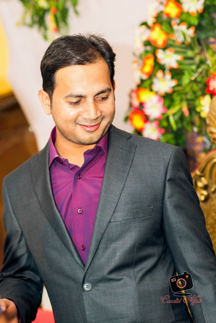 Good looking mister by Candid Affair Wedding-photography | Weddings Photos & Ideas