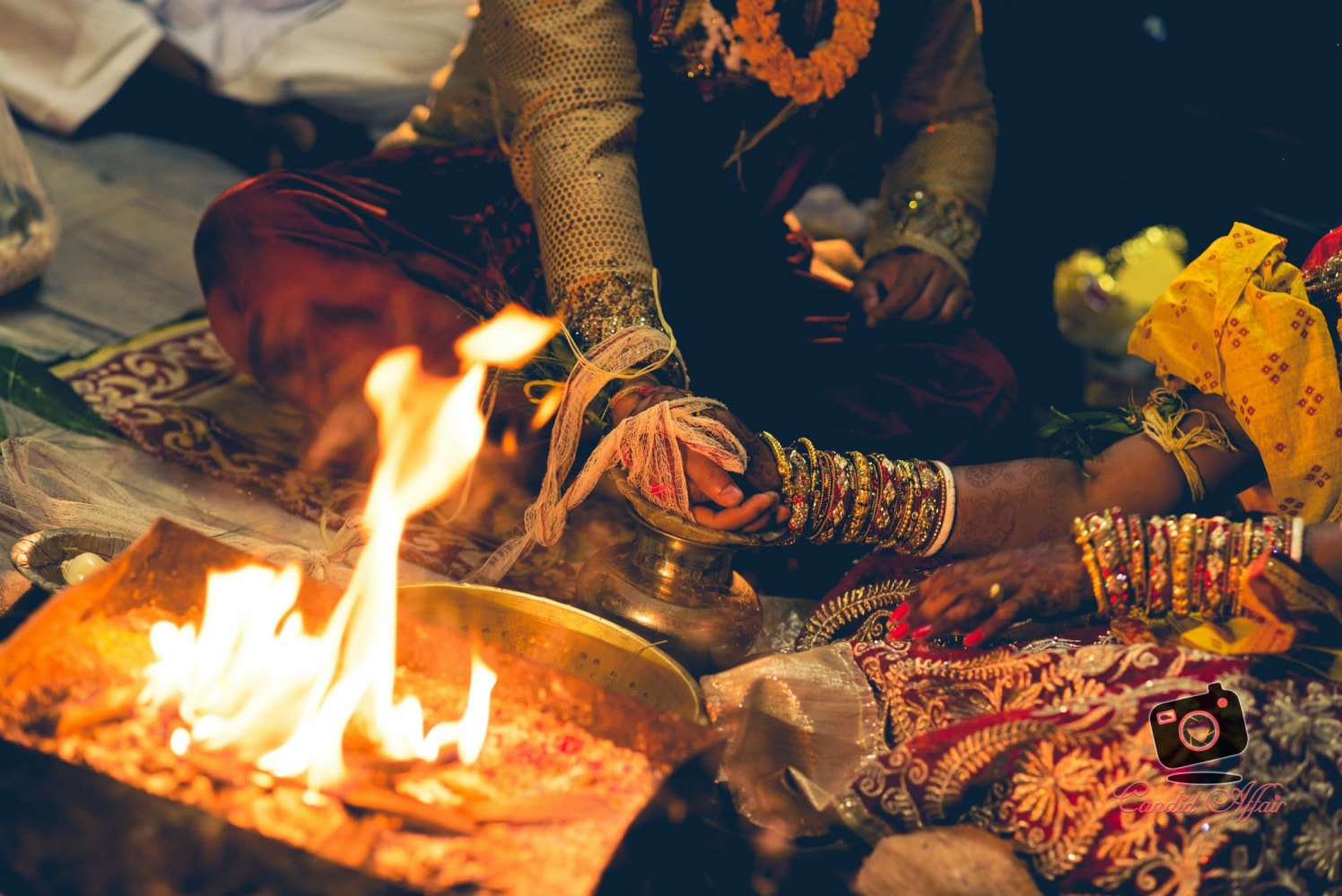 Sacred Duties by Candid Affair Wedding-photography | Weddings Photos & Ideas