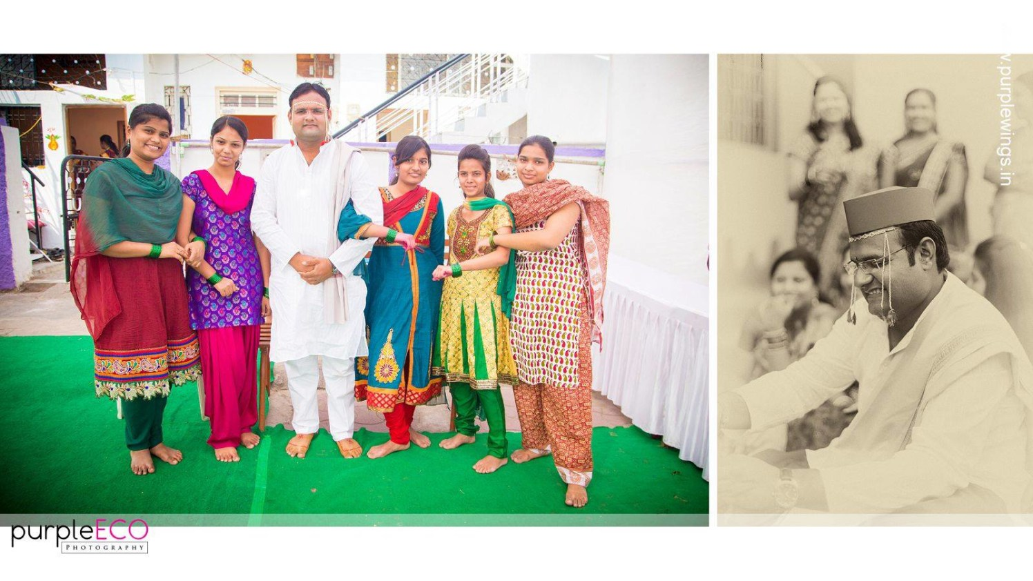 Family shot by purpleECO photography Wedding-photography | Weddings Photos & Ideas