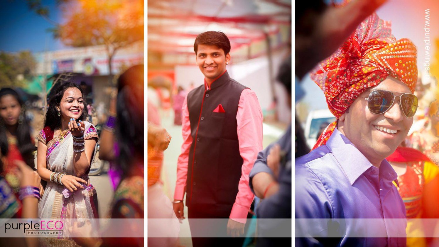 Cheerful guests by purpleECO photography Wedding-photography | Weddings Photos & Ideas