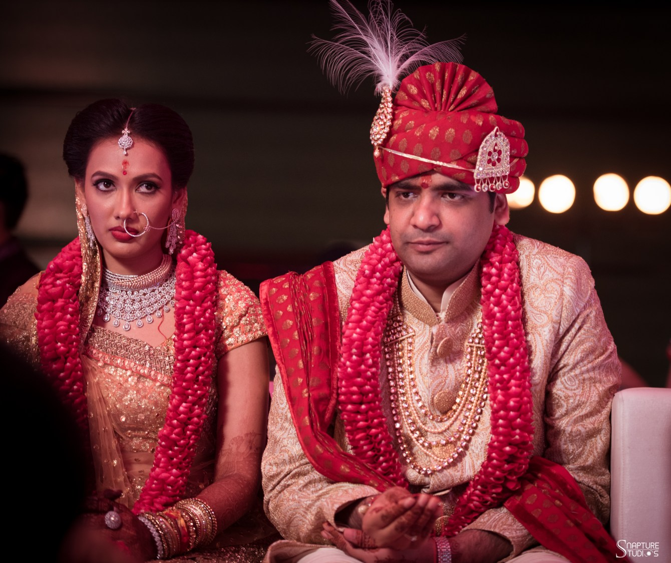 Elegant couple by Snapture Studios Wedding-photography | Weddings Photos & Ideas