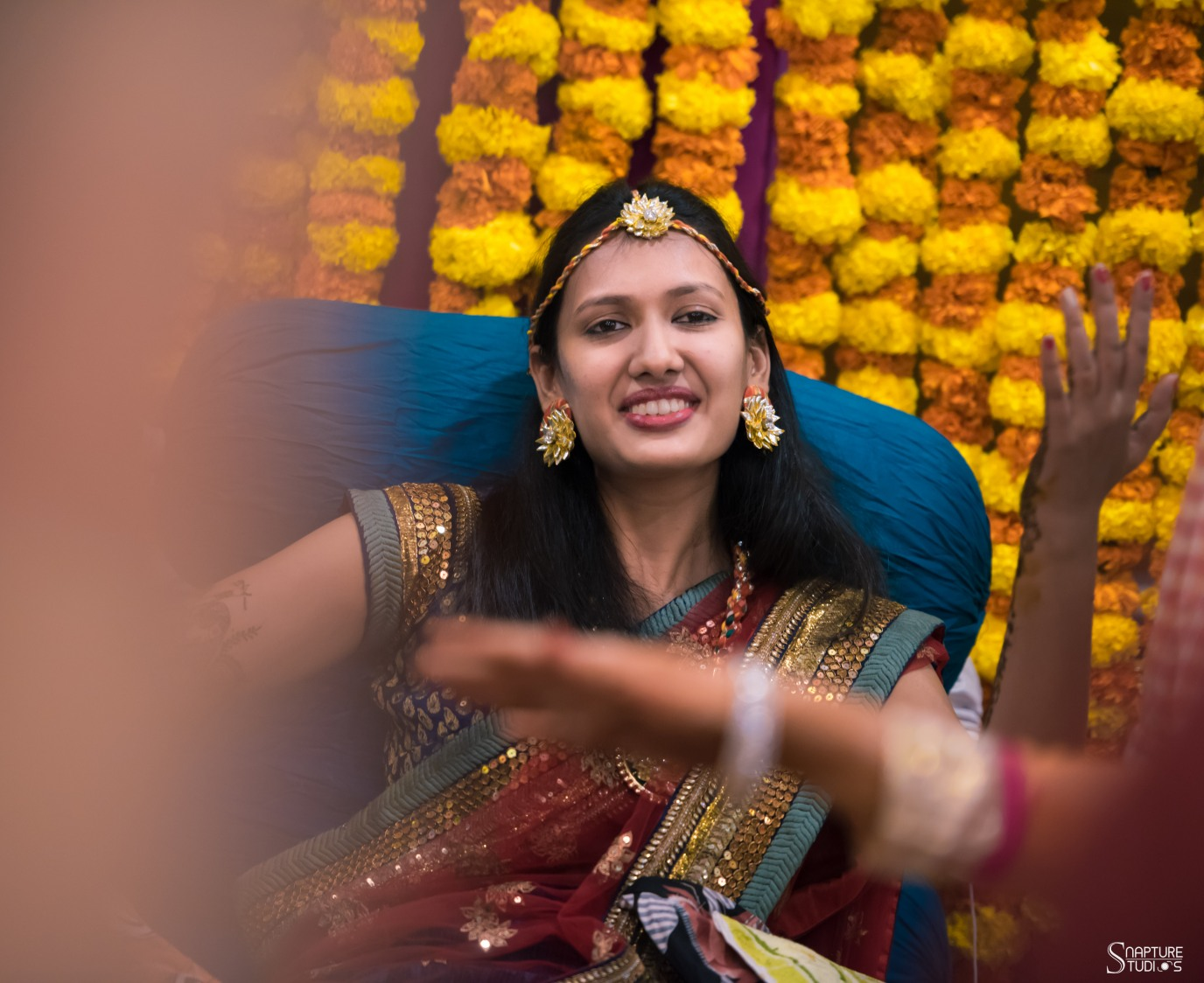 Happy moment by Snapture Studios Wedding-photography | Weddings Photos & Ideas