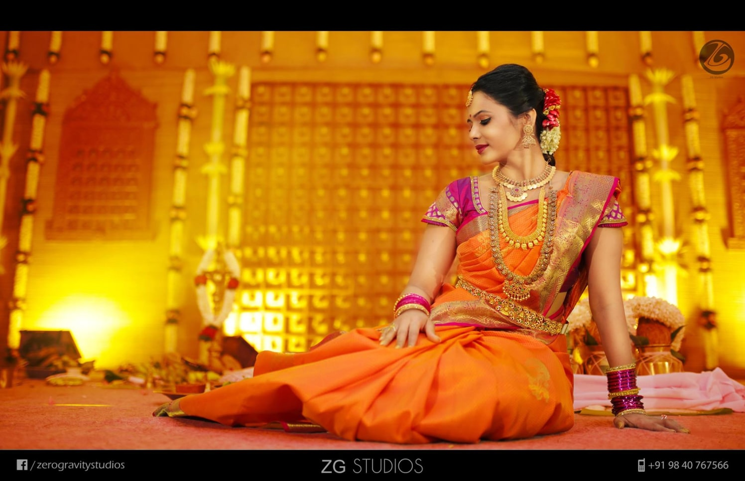 Some golden dust by Ajay Wedding-photography | Weddings Photos & Ideas