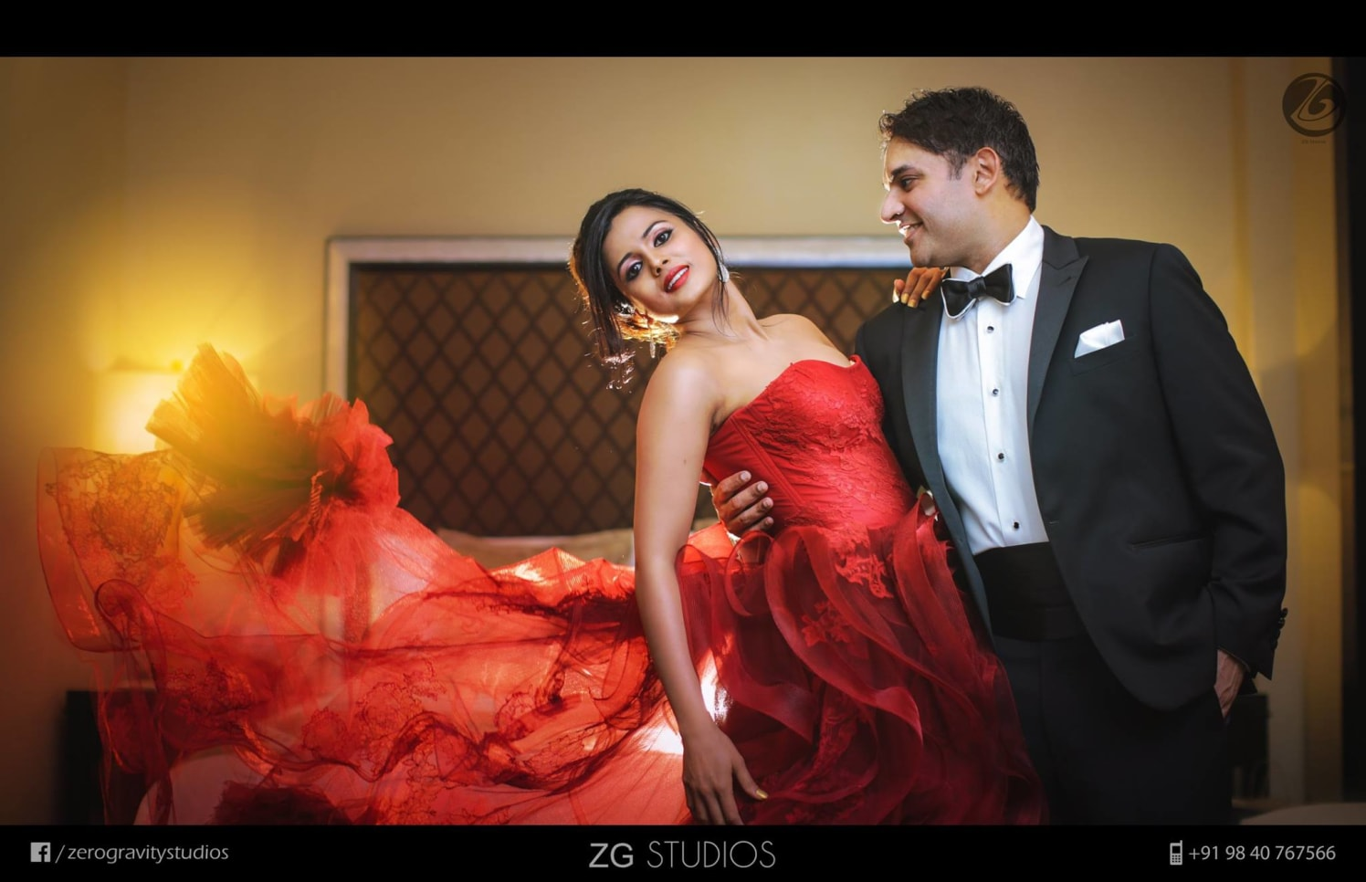 Dreamy flowy dress by Ajay Wedding-photography | Weddings Photos & Ideas