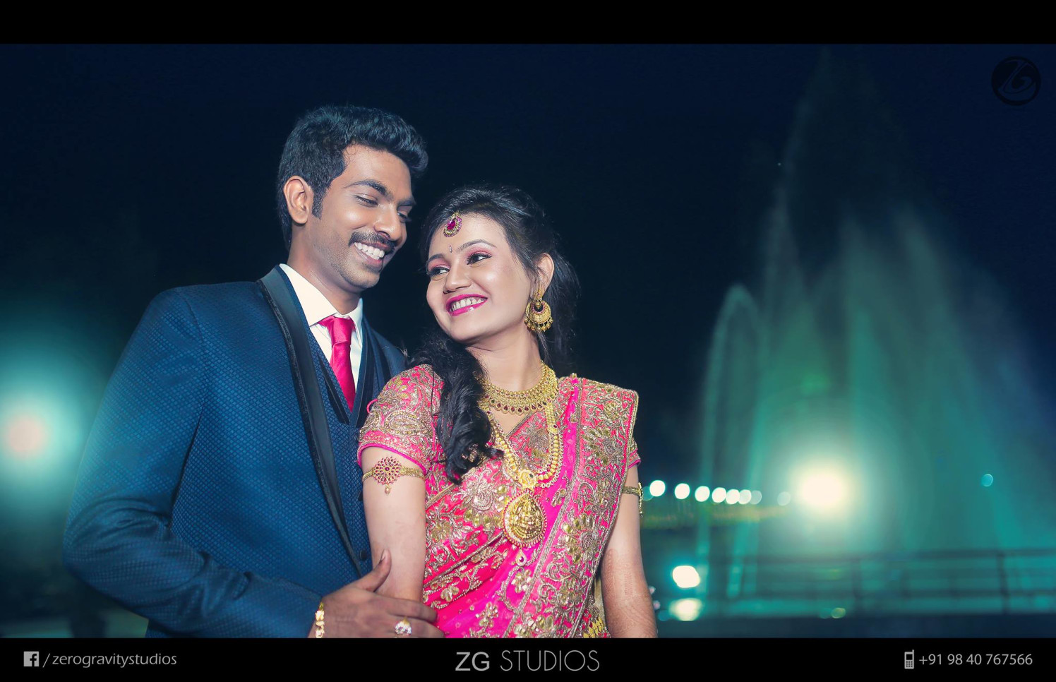 Shoot under the nightsky by Ajay Wedding-photography | Weddings Photos & Ideas