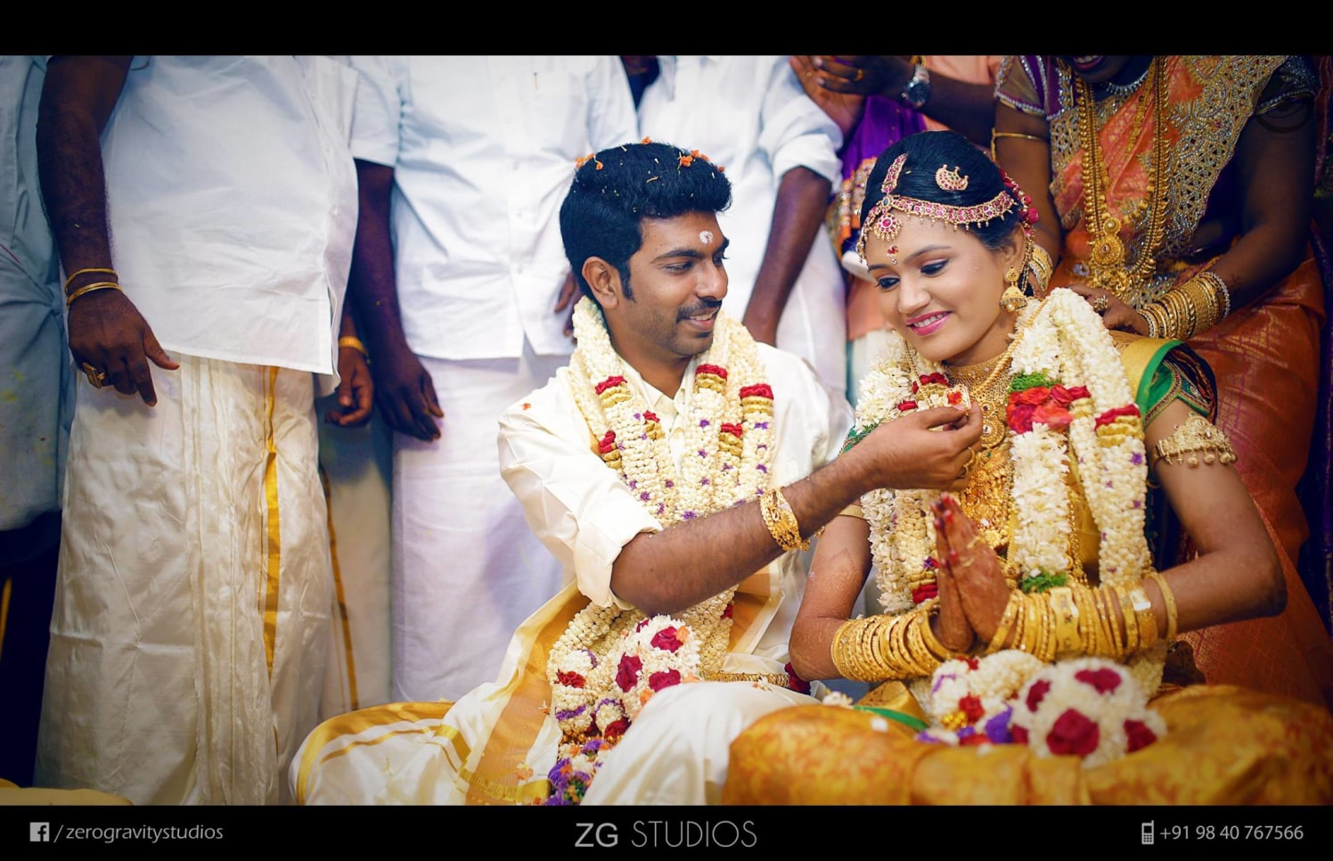 Drowning in glory by Ajay Wedding-photography | Weddings Photos & Ideas