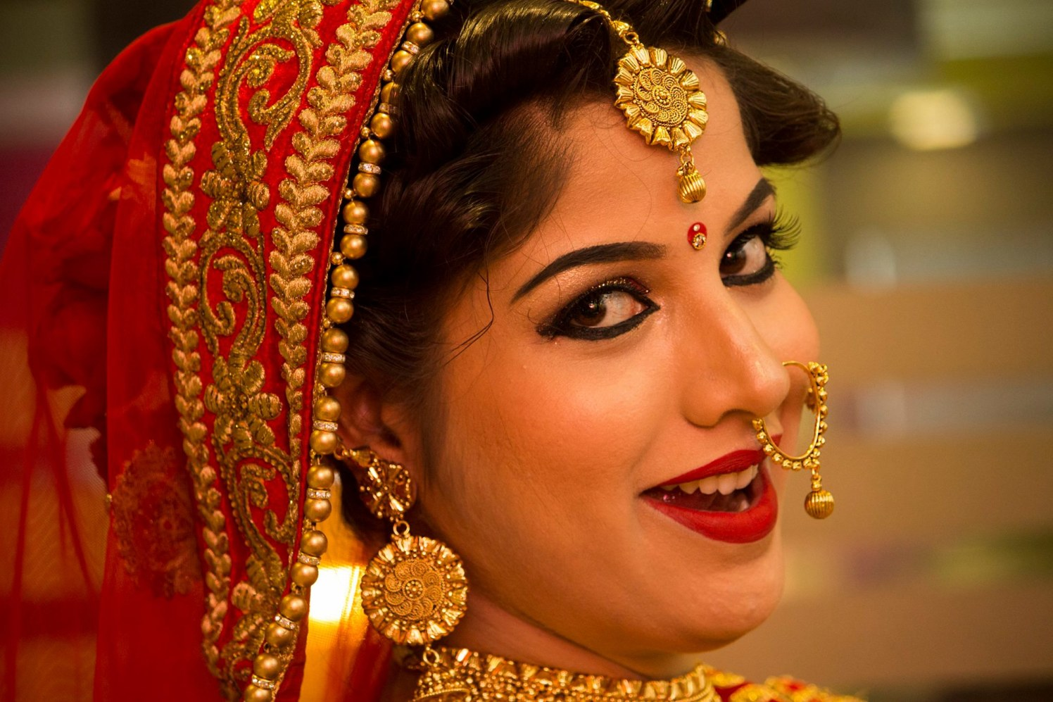 Playful eyed beauty by Manmarziyaan Pictures Wedding-photography | Weddings Photos & Ideas
