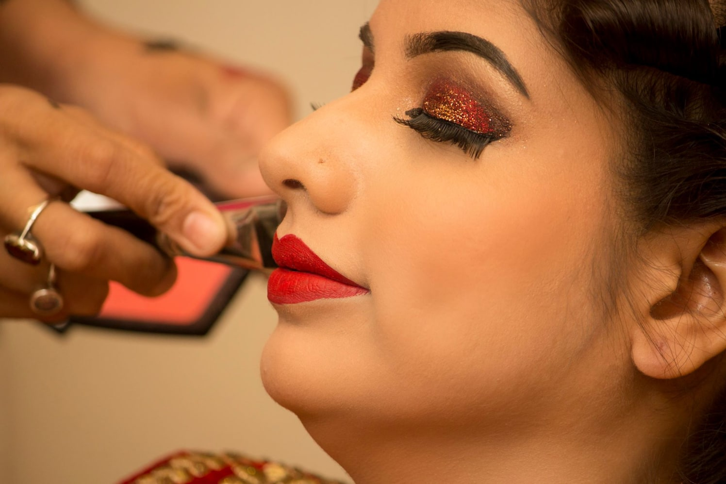 Brie's maquillage by Manmarziyaan Pictures Wedding-photography | Weddings Photos & Ideas