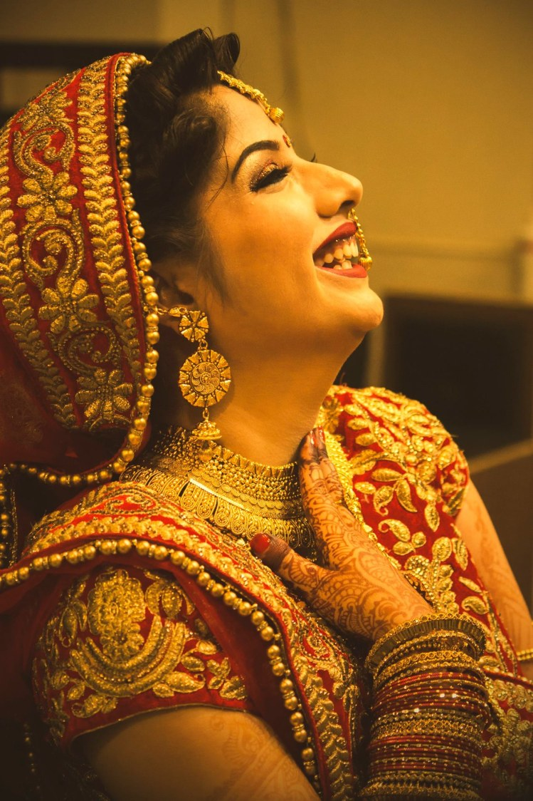 Glistered smile by Manmarziyaan Pictures Wedding-photography | Weddings Photos & Ideas