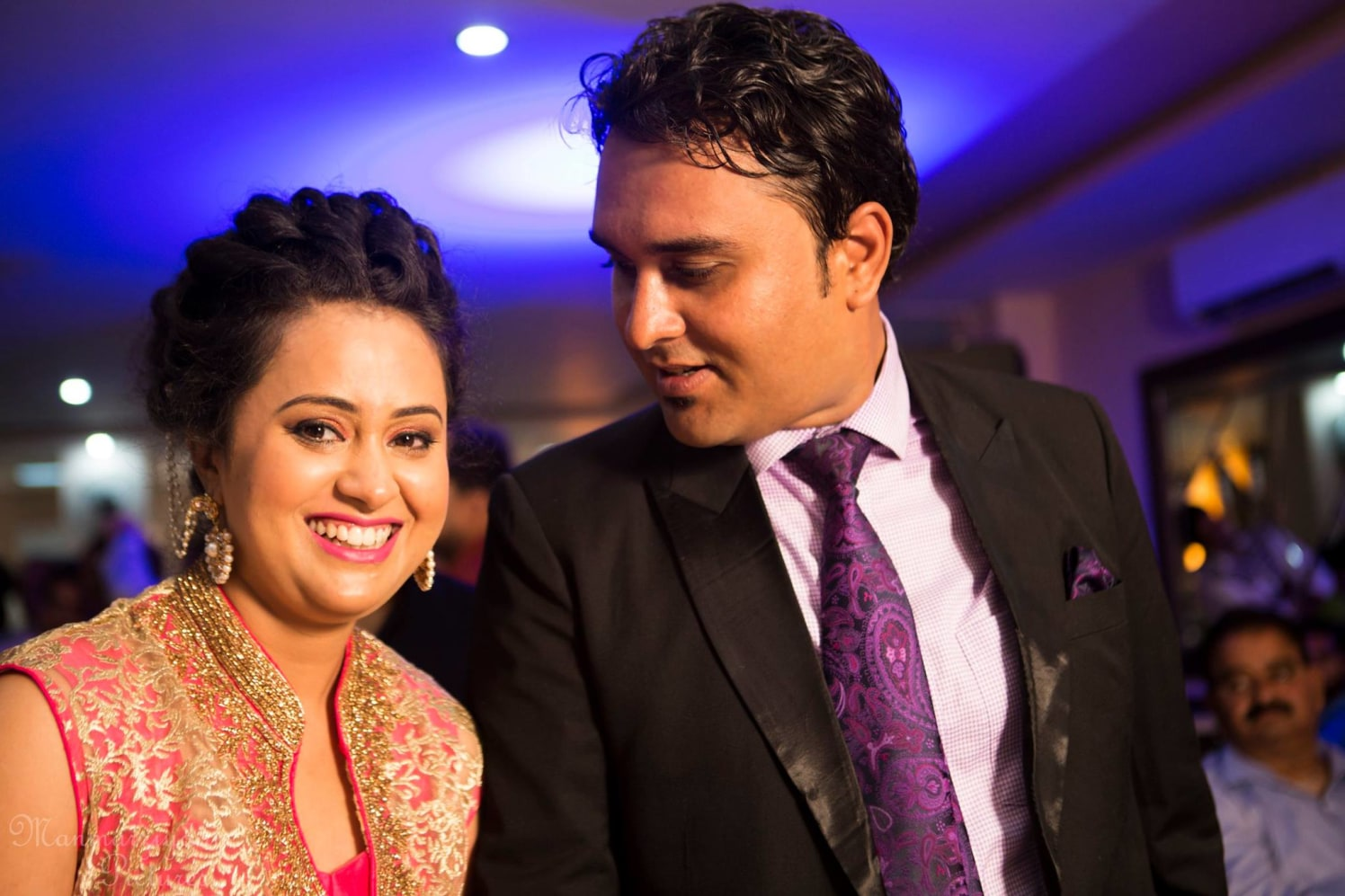 Glinting peer by Manmarziyaan Pictures Wedding-photography | Weddings Photos & Ideas