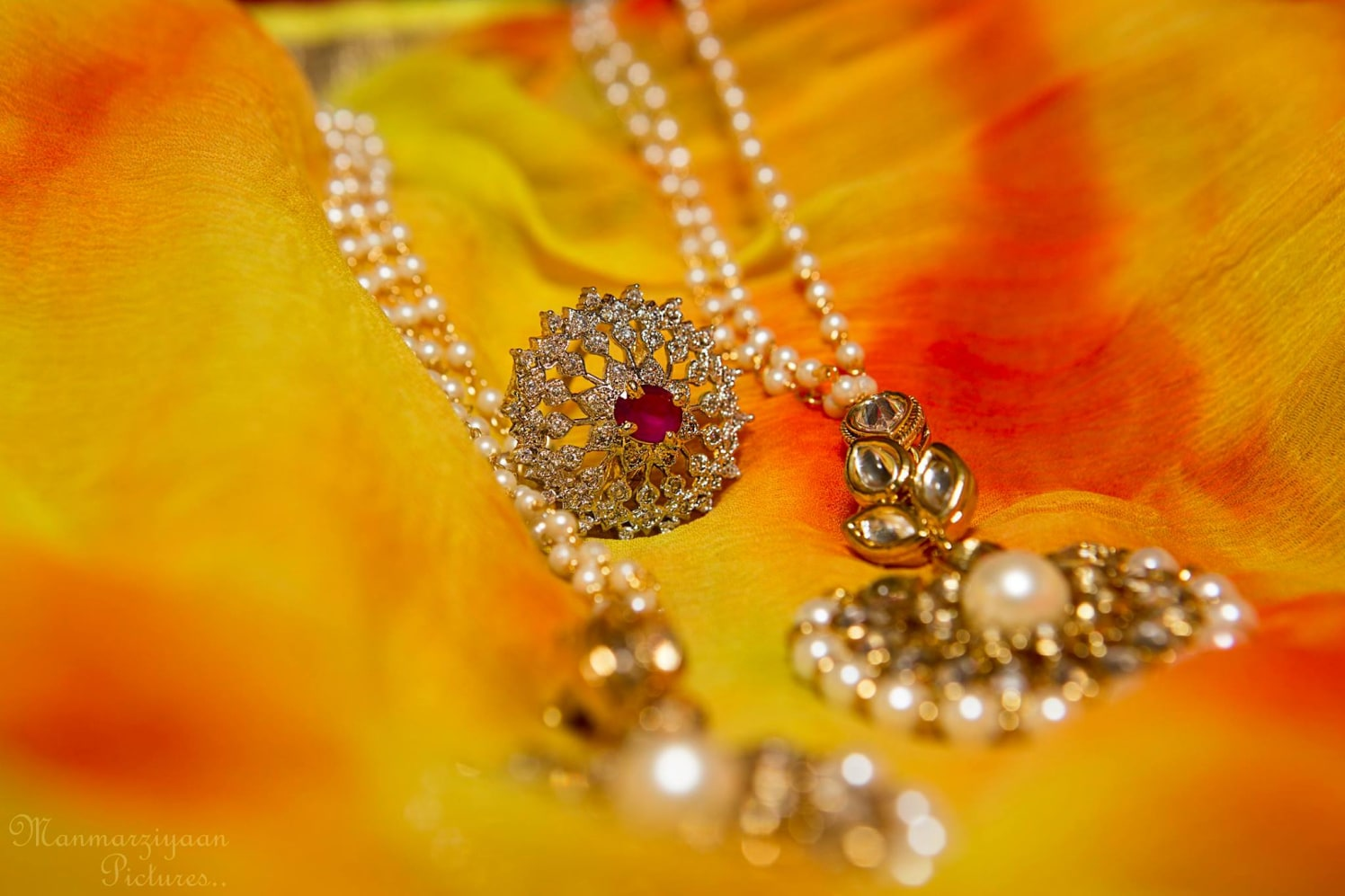 Glinting diamonds! by Manmarziyaan Pictures Wedding-photography | Weddings Photos & Ideas