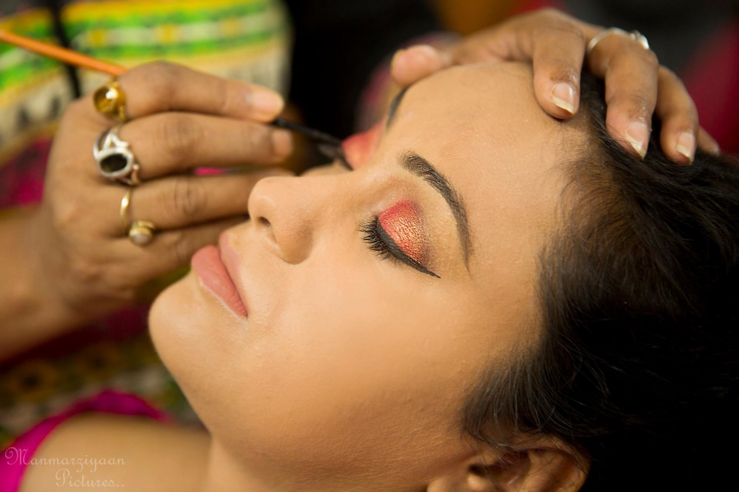 Perfectionist maquillage by Manmarziyaan Pictures Wedding-photography | Weddings Photos & Ideas