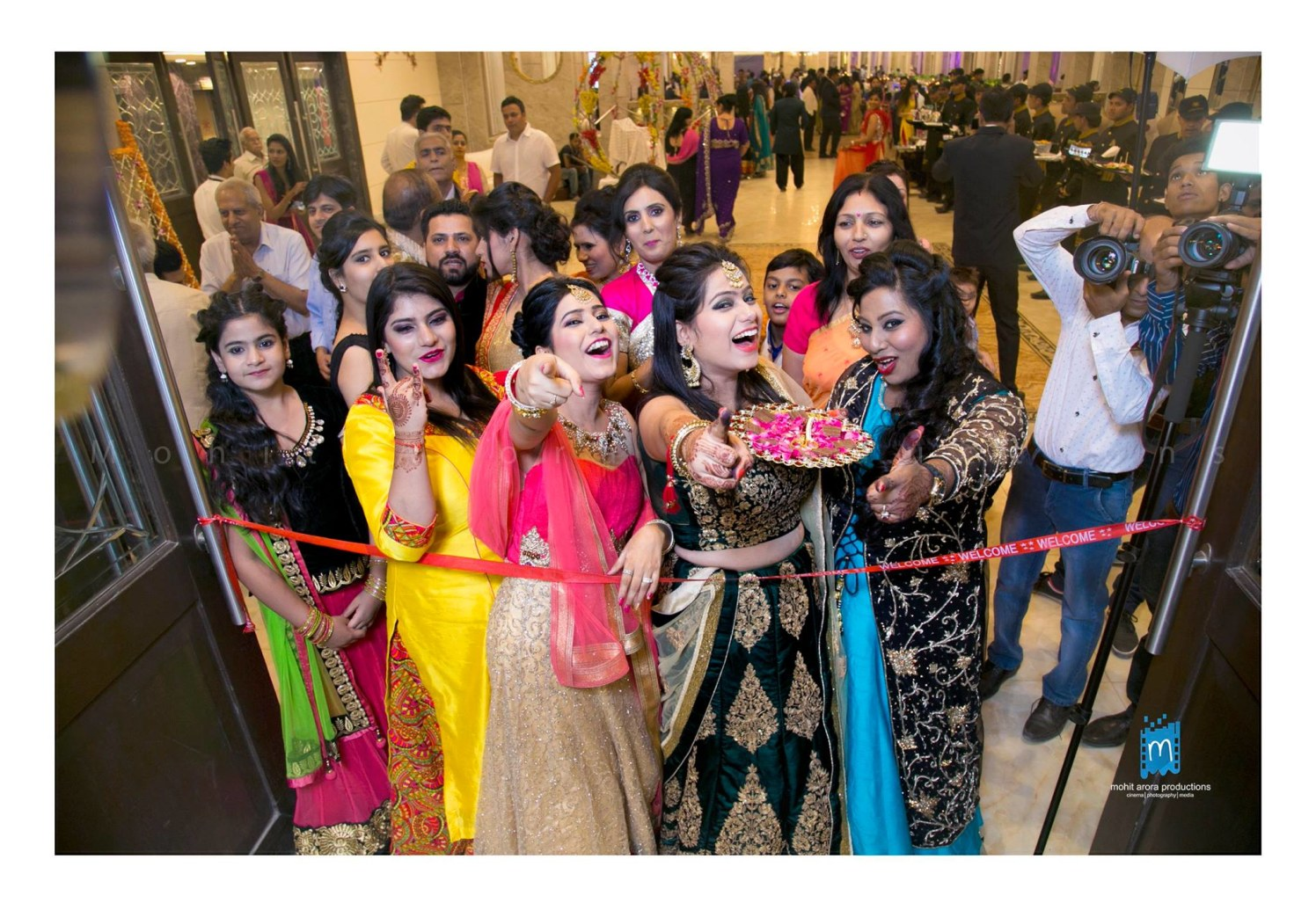 In high spirits by Mohit Arora Productions Wedding-photography | Weddings Photos & Ideas