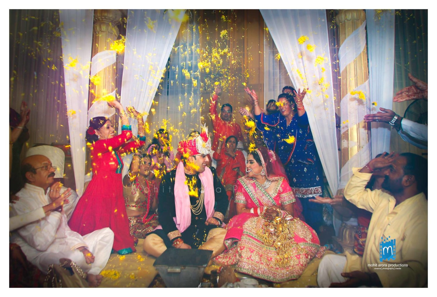 Happy times by Mohit Arora Productions Wedding-photography | Weddings Photos & Ideas