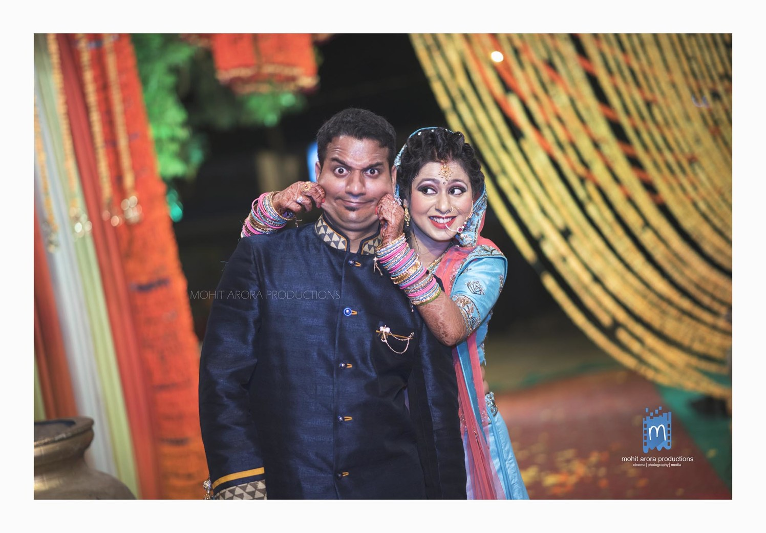 Cheery and cheeky by Mohit Arora Productions Wedding-photography | Weddings Photos & Ideas
