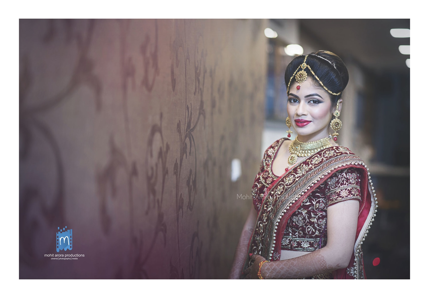 That contented look by Mohit Arora Productions Wedding-photography | Weddings Photos & Ideas