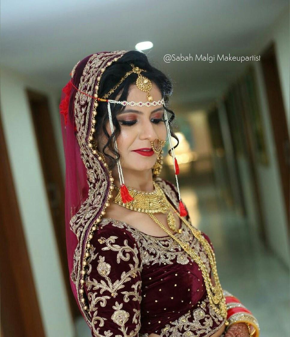 Princess diaries begin now by Sabah Malgi Bridal-makeup | Weddings Photos & Ideas