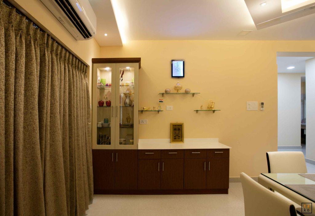 Modern dining area by Sunil Koliyot Dining-room Modern | Interior Design Photos & Ideas