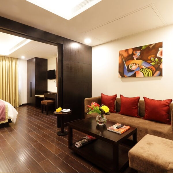 Contemporary Living Area by Gargi Sharma Contemporary | Interior Design Photos & Ideas