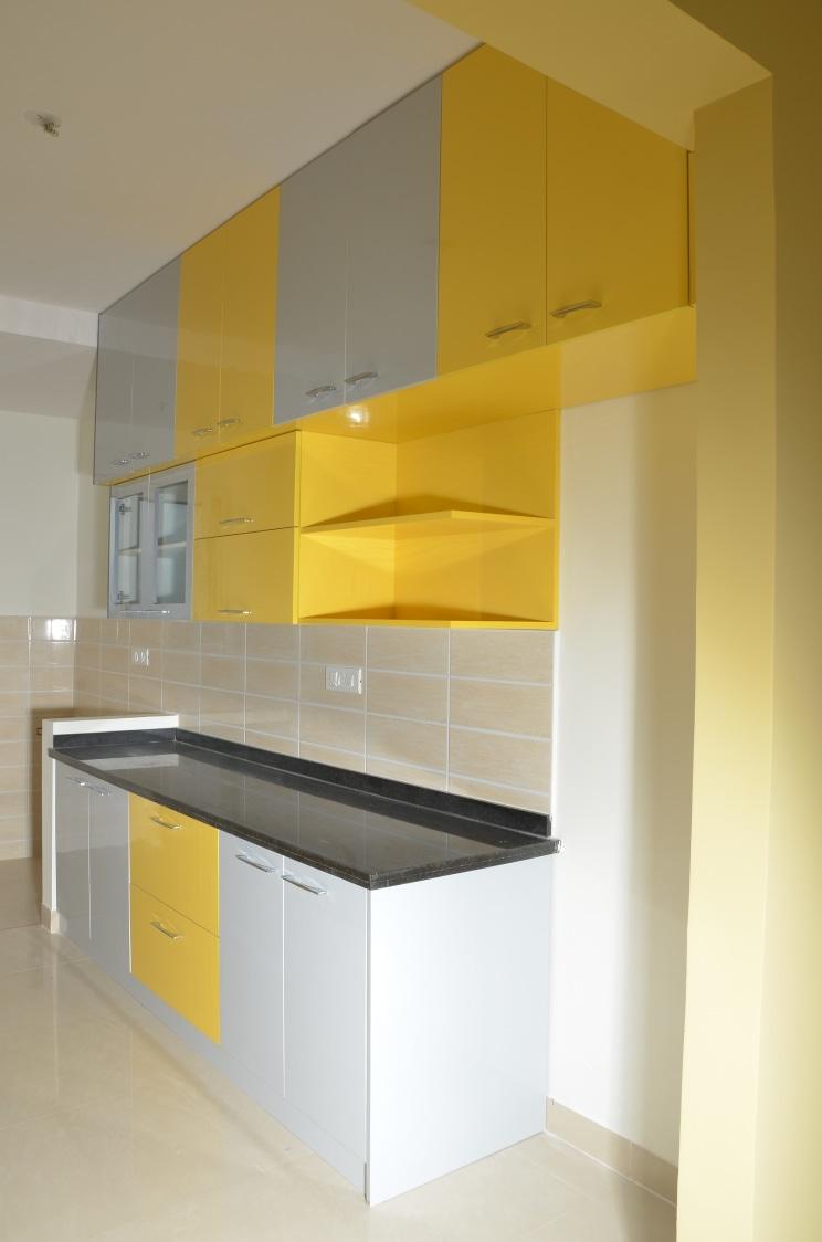The Poppy Shine by Naushad Modular-kitchen Modern | Interior Design Photos & Ideas