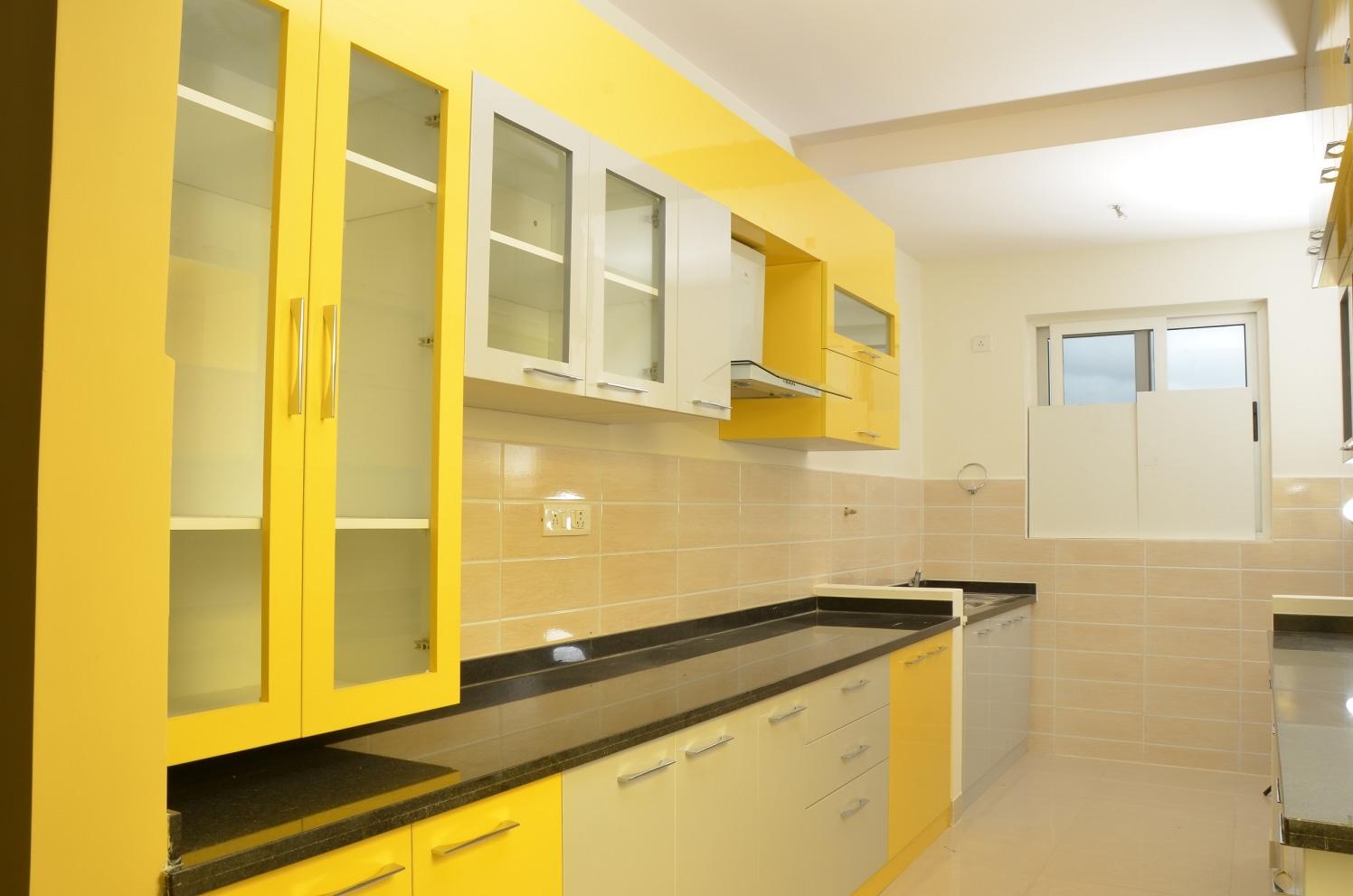 Sunflower Inspired by Naushad Modular-kitchen Modern | Interior Design Photos & Ideas