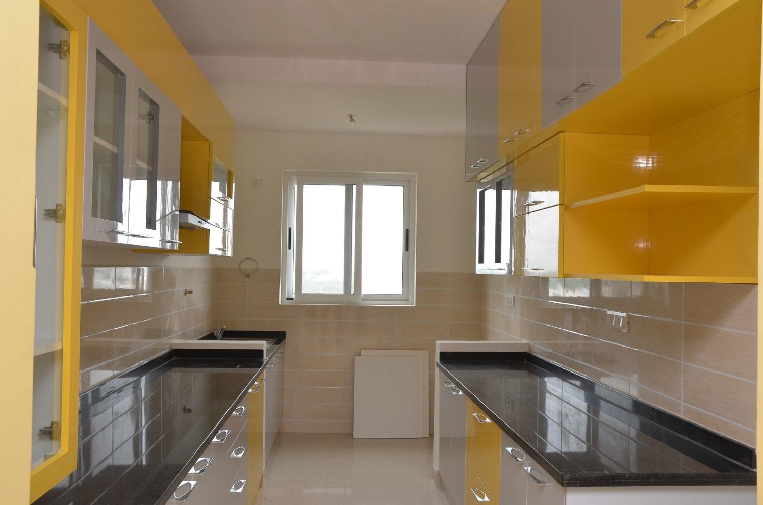Symmetry by Naushad Modular-kitchen Modern | Interior Design Photos & Ideas