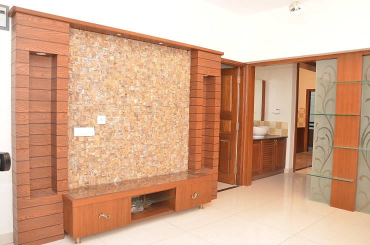 Wood Working by Naushad Living-room Modern | Interior Design Photos & Ideas