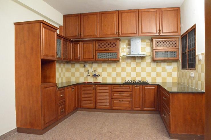 Wooden Chophouse by Naushad Modular-kitchen Modern | Interior Design Photos & Ideas
