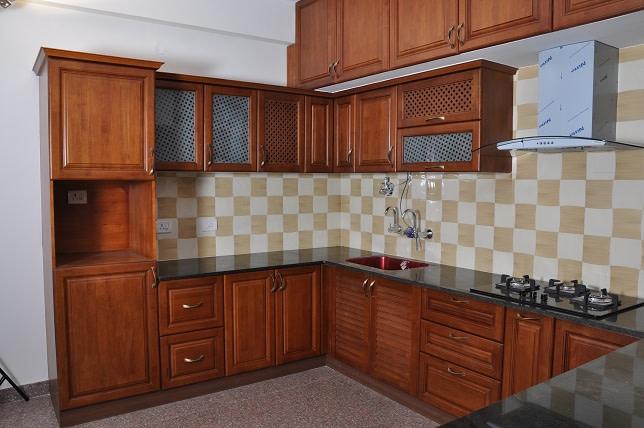 The Traditional Kitchenette by Naushad Modular-kitchen Modern | Interior Design Photos & Ideas