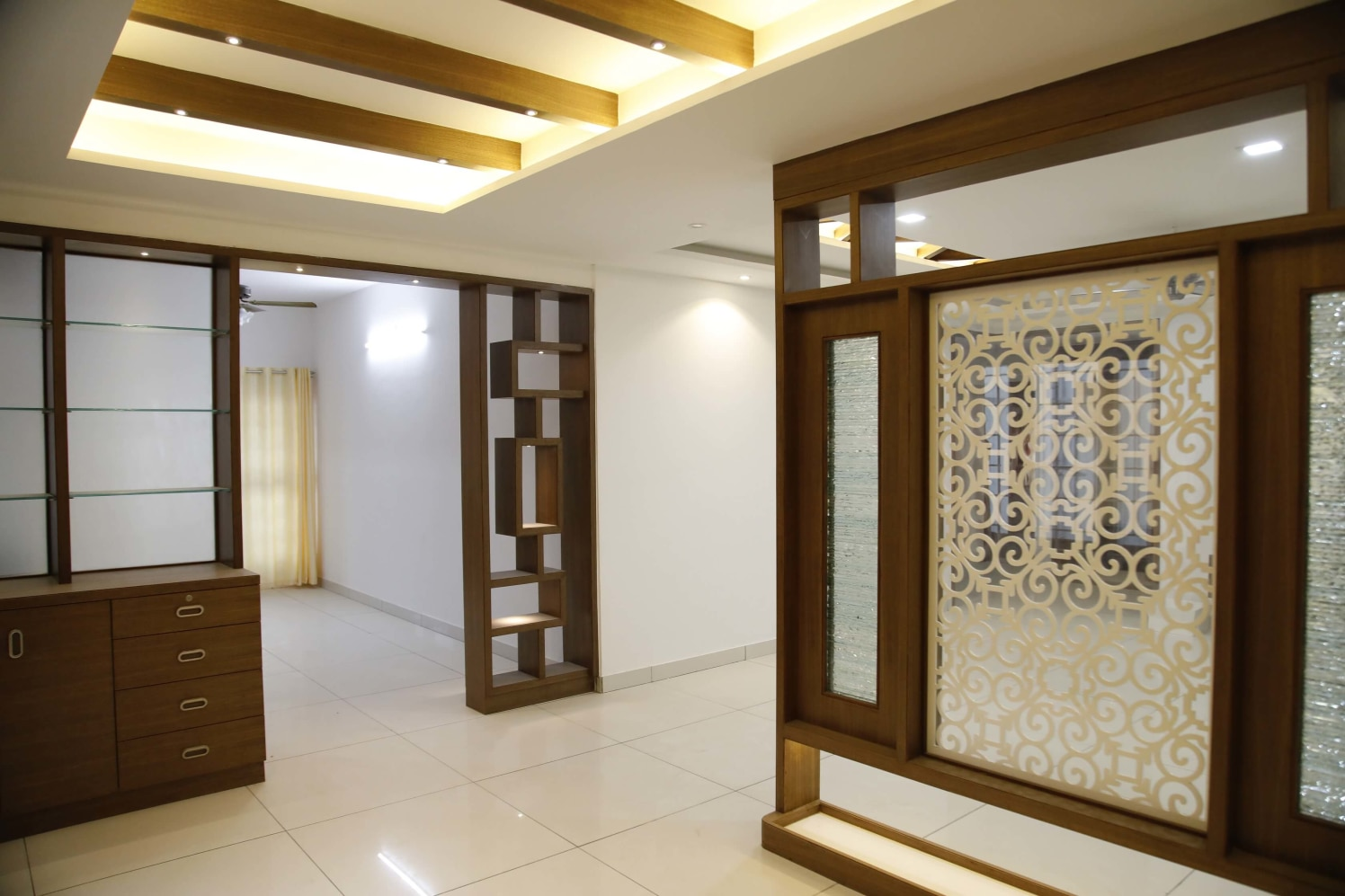 The Swanky Impression by Naushad Indoor-spaces Modern | Interior Design Photos & Ideas